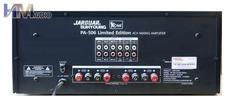 Amply Jarguar 506 Limited Editon