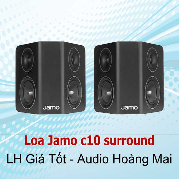 Loa Jamo C10 Surround