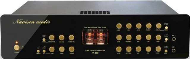 Navision No200 Tube Karaoke Amplifier